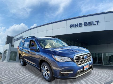 Abyss Blue Pearl 2021 Subaru Ascent Touring