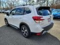 Subaru Forester 2.5i Touring Crystal White Pearl photo #14