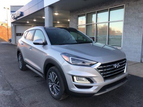 Stellar Silver 2021 Hyundai Tucson Ulitimate AWD
