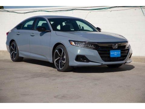 Sonic Gray Pearl 2021 Honda Accord Sport