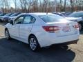 Subaru Impreza Sedan Crystal White Pearl photo #6