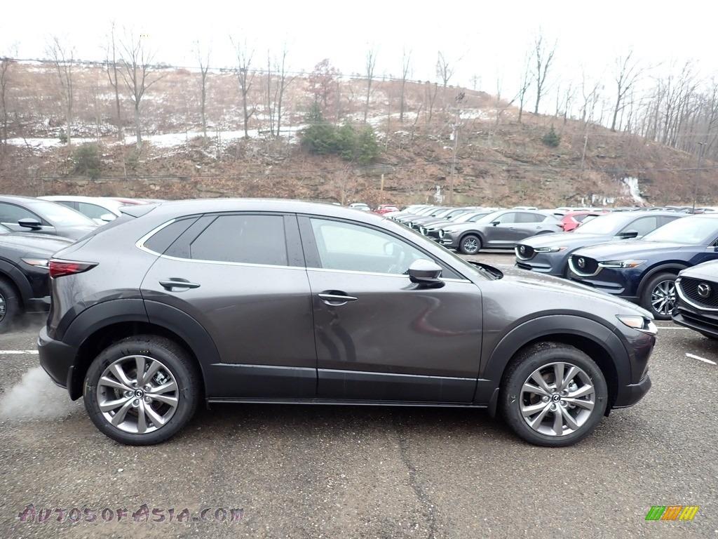 2021 CX-30 Preferred AWD - Machine Gray Metallic / Black photo #1