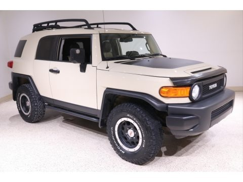 Sandstorm 2010 Toyota FJ Cruiser Trail Teams Special Edition 4WD