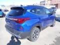 Kia Seltos EX AWD Neptune Blue photo #2