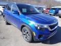Kia Seltos EX AWD Neptune Blue photo #3