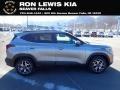 Kia Seltos EX AWD Steel Gray photo #1