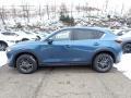 Mazda CX-5 Touring AWD Eternal Blue Mica photo #6
