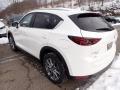Mazda CX-5 Grand Touring AWD Snowflake White Pearl Mica photo #5