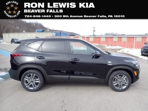 Black Cherry 2021 Kia Seltos LX AWD
