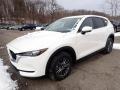 Mazda CX-5 Touring AWD Snowflake White Pearl Mica photo #5