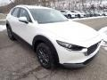 Mazda CX-30 AWD Snowflake White Pearl Mica photo #3
