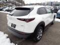 Mazda CX-30 Preferred AWD Snowflake White Pearl Mica photo #2