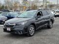 Subaru Outback 2.5i Premium Crystal Black Silica photo #18