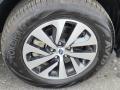 Subaru Outback 2.5i Premium Crystal Black Silica photo #24