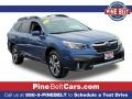 Subaru Outback Limited XT Abyss Blue Pearl photo #1
