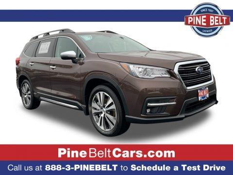 Cinnamon Brown Pearl 2021 Subaru Ascent Touring