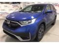 Honda CR-V EX AWD Aegean Blue Metallic photo #3