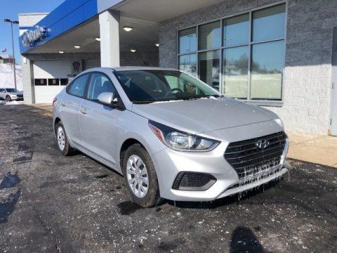 Olympus Silver 2021 Hyundai Accent SE
