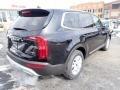 Kia Telluride LX AWD Ebony Black photo #2