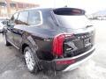 Kia Telluride LX AWD Ebony Black photo #7
