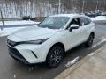 Toyota Venza LE AWD Blizzard White Pearl photo #11