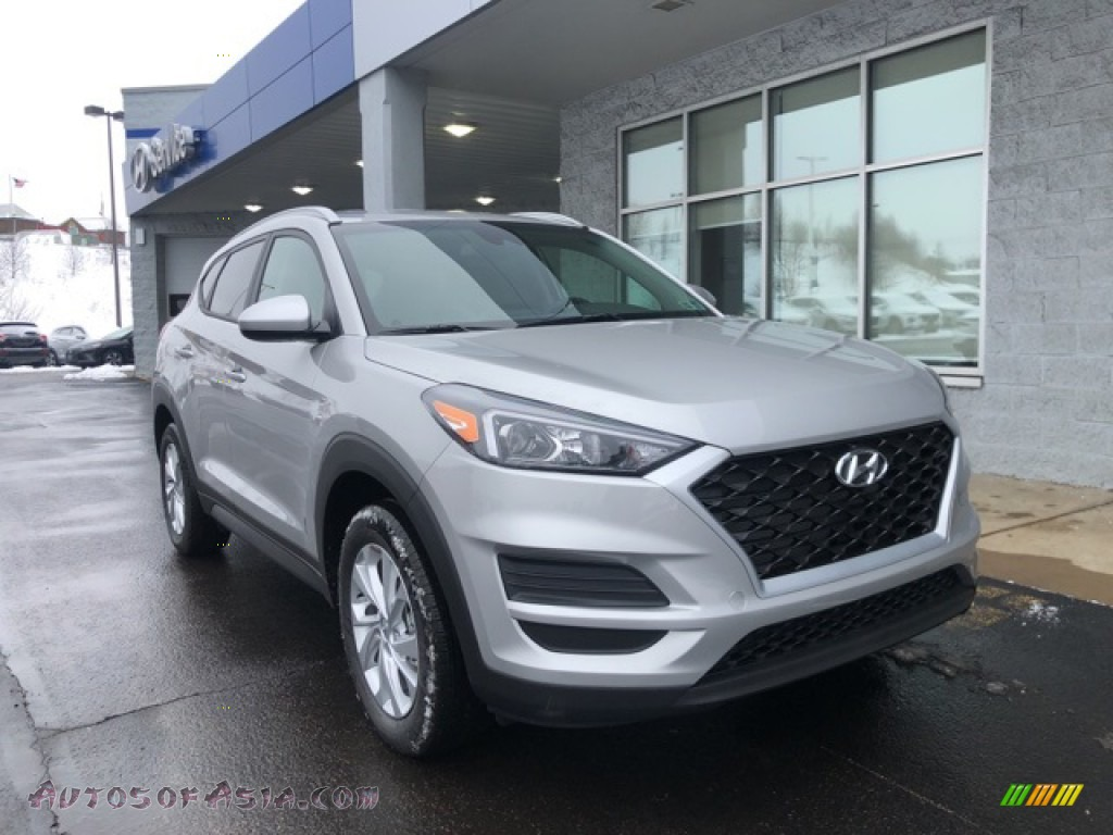 2021 Tucson Value AWD - Stellar Silver / Gray photo #1