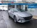 Hyundai Elantra SEL Shimmering Silver Pearl photo #1