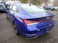 Hyundai Elantra SEL Intense Blue photo #6