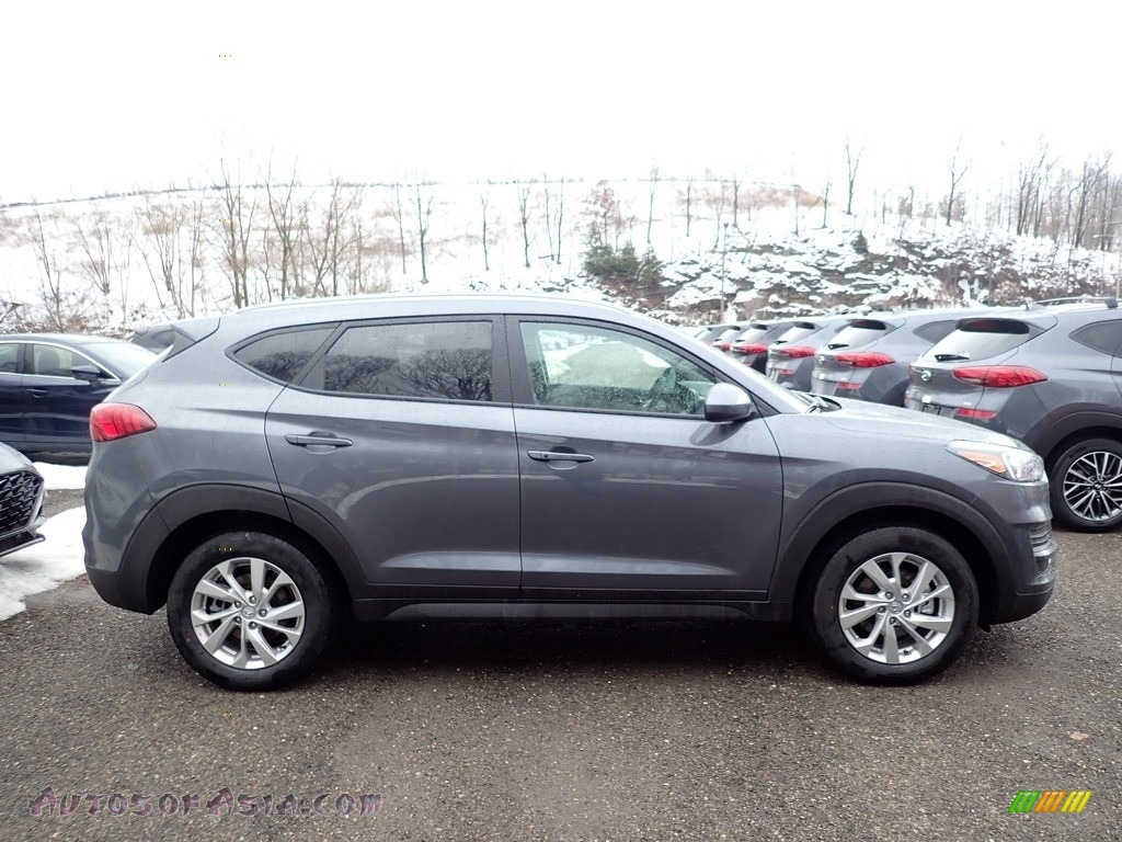 2021 Tucson Value AWD - Magnetic Force / Gray photo #1