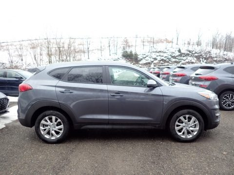 Magnetic Force 2021 Hyundai Tucson Value AWD
