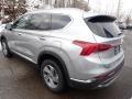 Hyundai Santa Fe SEL AWD Shimmering Silver photo #6