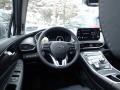 Hyundai Santa Fe SEL AWD Shimmering Silver photo #9