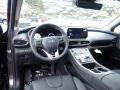 Hyundai Santa Fe SEL AWD Portofino Gray photo #10