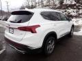 Hyundai Santa Fe SEL AWD Quartz White photo #2