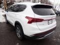 Hyundai Santa Fe SEL AWD Quartz White photo #6