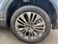 Toyota Venza Hybrid XLE AWD Coastal Gray Metallic photo #34