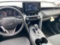 Toyota Venza Hybrid LE AWD Coastal Gray Metallic photo #3