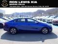 Kia Forte LXS Deep Sea Blue photo #1