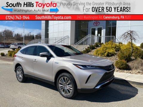 Titanium Glow 2021 Toyota Venza Hybrid XLE AWD