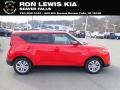 Kia Soul LX Inferno Red photo #1