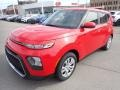 Kia Soul LX Inferno Red photo #5