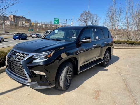 Black Onyx 2021 Lexus GX 460 Premium