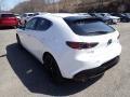 Mazda Mazda3 Premium Hatchback AWD Snowflake White Pearl Mica photo #6