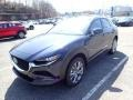 Mazda CX-30 Premium AWD Deep Crystal Blue Mica photo #5