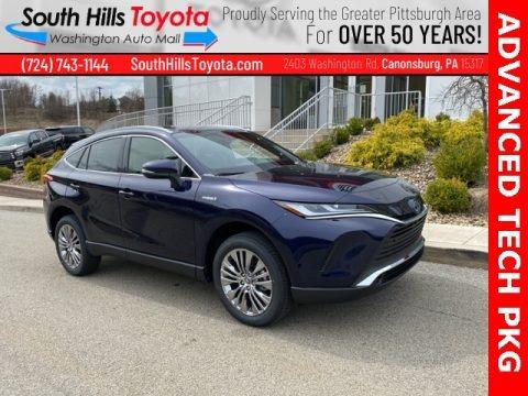 Blueprint 2021 Toyota Venza Hybrid Limited AWD