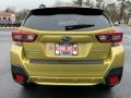 Subaru Crosstrek Premium Plasma Yellow Pearl photo #7