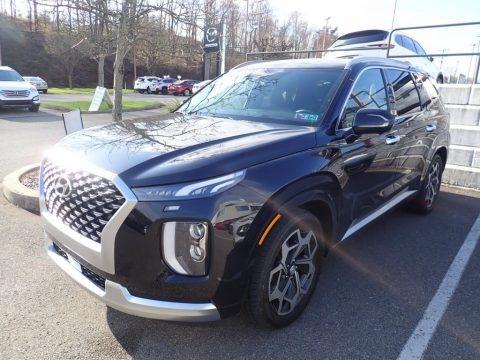 Becketts Black 2021 Hyundai Palisade Calligraphy AWD