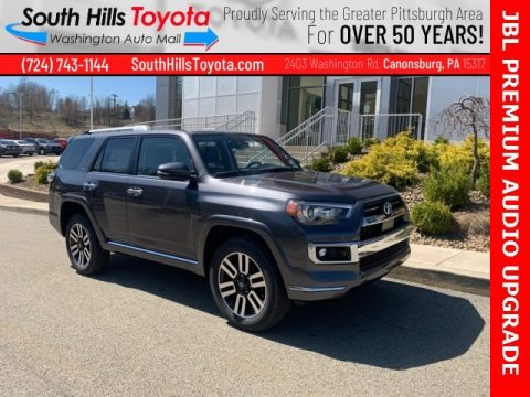 Magnetic Gray Metallic 2021 Toyota 4Runner Limited 4x4