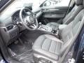 Mazda CX-5 Touring AWD Deep Crystal Blue Mica photo #10