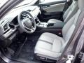 Honda Civic EX Sedan Modern Steel Metallic photo #8